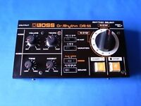ANALOGUE BOSS ROLAND DR-55 DR. RHYTHM DRUM MACHINE + box + MANUAL
