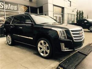 2016 CADILLAC ESCALADE PLATINUM LOADED 16000KM & GREAT CONDITION