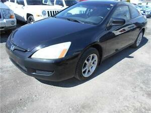 2004 HONDA ACCORD DX COUPE