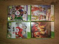 Xbox 360 Games - Random selection in good condition.