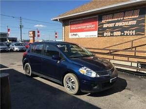 2007 Nissan Versa 1.8 S****HATCHBACK****ONLY 156KMS***