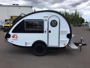 USED 2017 T@B-S OUTBACK CAMPER TRAILER