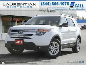 2014 Ford Explorer XLT-DESIGNED FOR LIVING, ENGINEERED TO LAST!