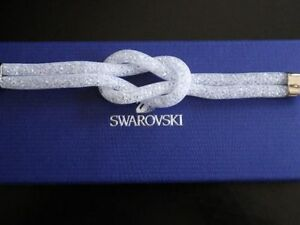 Swarovski Stardust Knot Bracelet: REDUCED
