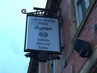 Dyson Service & Repair. Dyson Spare Parts. Reconditioned Dysons. Stockport, Manchester & Tameside