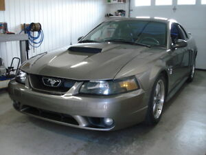 2002 Ford Mustang GT Coupé (2 portes)