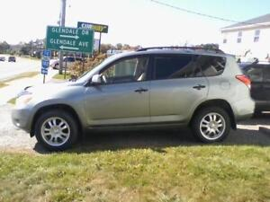 2007 Toyota RAV4 Sedan
