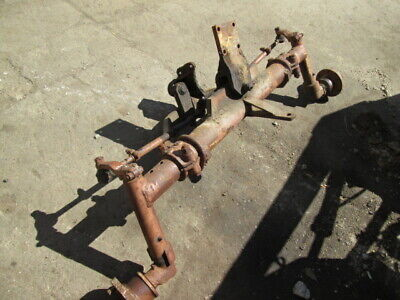 Minneapolis Moline M670 M5 M602 M604 Wide Front Axle
