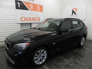 2012 BMW X1 28i AWD, Bancs en cuir, Bluetooth