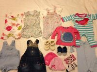 0-3 month bundle inc Boden and GAP