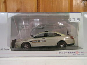 iLLiNOiS State Police Ford   1/43