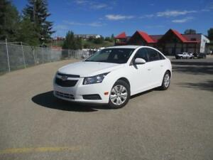 2012 Chevrolet Cruze LT Turbo w/1SA Easy Financing