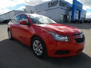 2014 Chevrolet Cruze 1LT, PST paid, Bluetooth, remote start, SMP