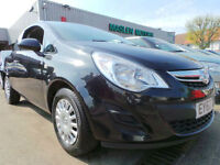 2012/62 Vauxhall Corsa 1.0i 12v ( 65ps ) ecoFLEX S 3 Door 1 OWNER FROM NEW