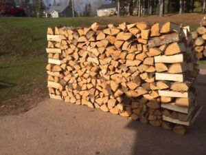 Campfire wood - blocked and split hardwood