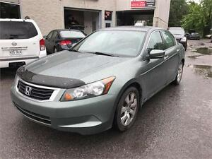 2008 Honda Berline Accord EX (GARANTIE 1 ANS INCLUS)