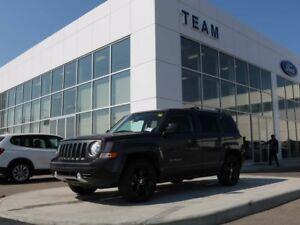 2016 Jeep Patriot Sport, 2.4L 4 Cylinder, Heated Seats, Bluetoot