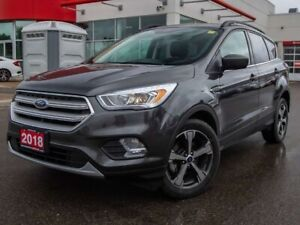 2018 Ford Escape SEL 4dr FWD Sport Utility
