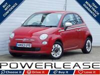 2014 63 FIAT 500 1.2 COLOUR THERAPY 3D 69 BHP