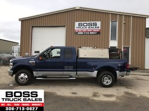 2008 Ford Super Duty F-350 DRW Lariat Welding Truck!! SALE!!