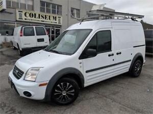 2011 Ford Transit Connect XLT **NO WINDOWS-LADDER RACKS-SHELVING