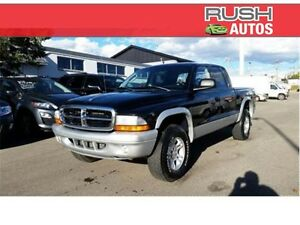 2004 Dodge Dakota SLT ***4x4, V8, BOX LINER***