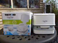 Thetford Porta Potti Qube 335 Portable Camping Toilet.