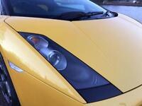 2009 09 LAMBORGHINI GALLARDO 5.0 V10 SPYDER 2D AUTO 513 BHP