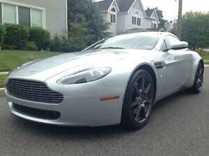 Manual-Coupe-ASTON-MARTIN-VANTAGE-6-SPEED-13K-SILVER-CARFAX-FINANCE