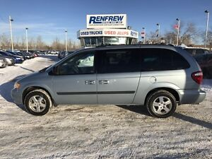 2006 Dodge Grand Caravan Stow n go LOW KM INSPECTED NO ACCIDENTS
