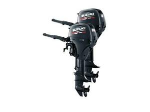Suzuki FourStroke Outboard Motors at Clear-out Prices, 9.9HP