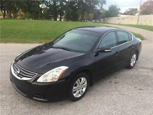 2010/Nissan Altima All Option Safety $5880+hst