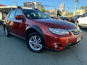 2011 Subaru Impreza MY11 XV Mizuno (AWD) Red 4 Speed Automatic Hatchback Southport Gold Coast City Preview