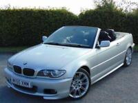 2005 55 BMW 3 SERIES 3.0 330CD SPORT 2D DIESEL