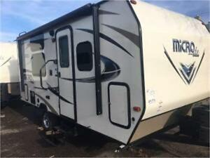 2017 Flagstaff by Forest River 19KD