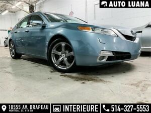 2009 Acura TL SH-AWD TECH NAVIGATION/CAMERA/CUIRE/TOIT/KEYLESS