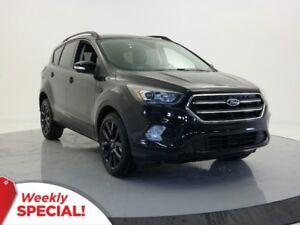 2018 Ford Escape Titanium 4WD - SYNC Connect, Leather, Tow Pack