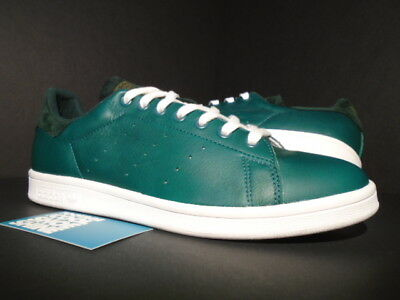 ADIDAS STAN SMITH CUSTOM 1 OF 1 SAMPLE SUPERSTAR DEEP FOREST PINE GREEN WHITE 9