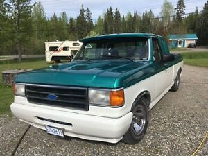 1988 Ford F-150 XLT Larriet Pickup Truck