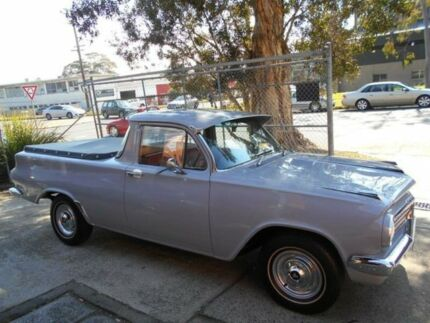 1964 Holden EH EH Standard Mallacoota Grey Manual Utility Taren Point Sutherland Area Preview