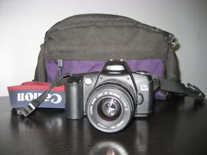 Canon EOS Rebel G SLR Camera w/ Bag