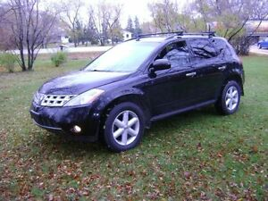 2005 Nissan Murano SE SUV, AWD, Must See ,