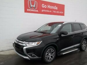 2016 Mitsubishi Outlander GT, LEATHER