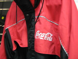 Coca Cola Jacket Kitchener / Waterloo Kitchener Area image 2