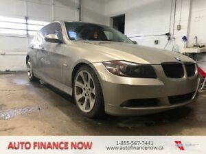 2007 BMW 3 Series 335i 164,000 KMS. CLEAN LOADED INSPECTED 4dr S
