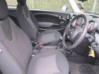 Mini Hatchback 1.6 One 3DR Pepper Pack (white) 2012