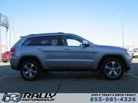 2015 Jeep Grand Cherokee Limited * LOW KMS