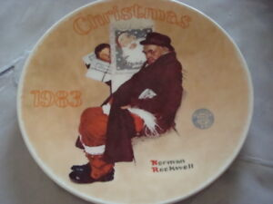 """NORMAN ROCKWELL'S """"SANTA IN THE SUBWAY"""""""