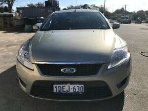 2009 Ford Mondeo MB LX Silver 6 Speed Automatic Hatchback Erskine Mandurah Area Preview