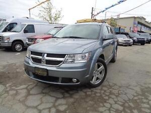 2010 Dodge Journey R/T, SUNROOF, LEATHER, 7 PASSENGER